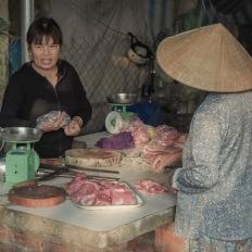 An Bang Morning Market, Vietnam