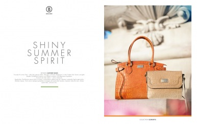 BOGNER Leather Summer 2012