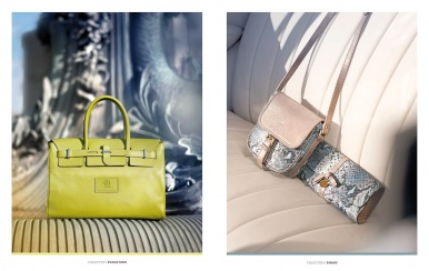 Photo Stephan Redel BOGNER Leather Summer 2012
