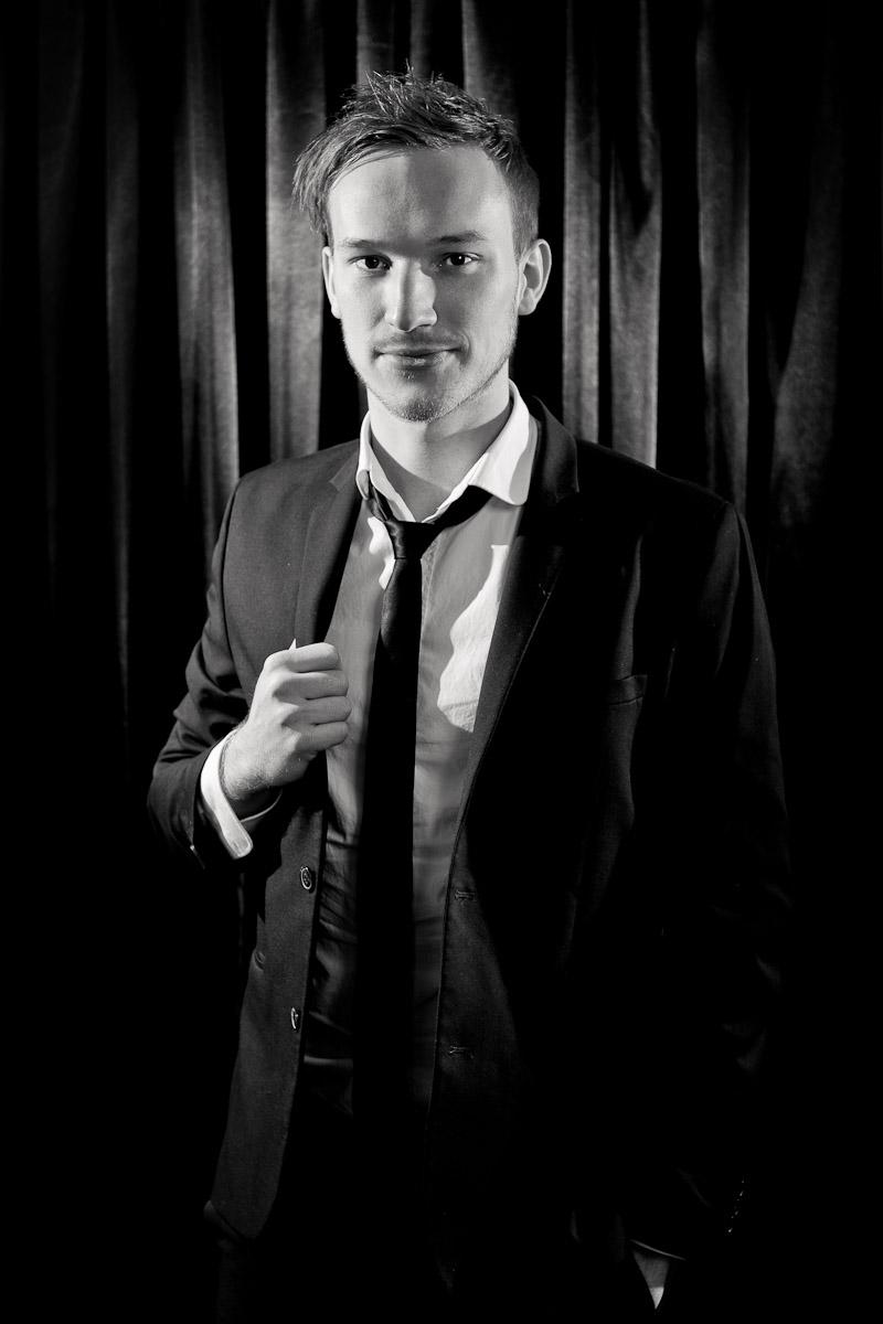 Lars Paulsen, Photo: Stephan Redel