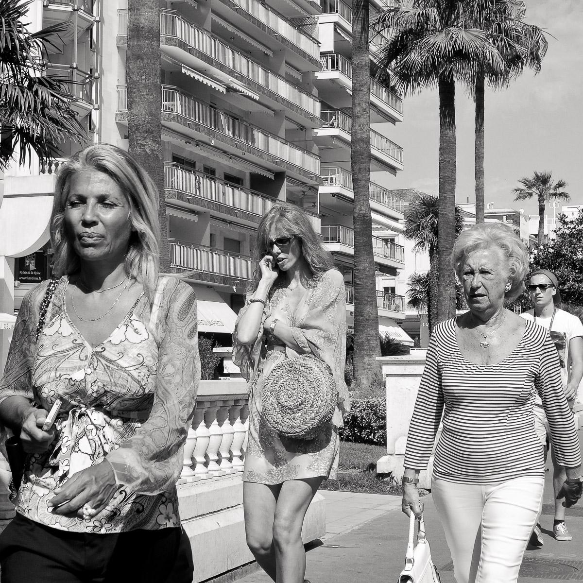 Streets of Cannes - Côte d'Azur