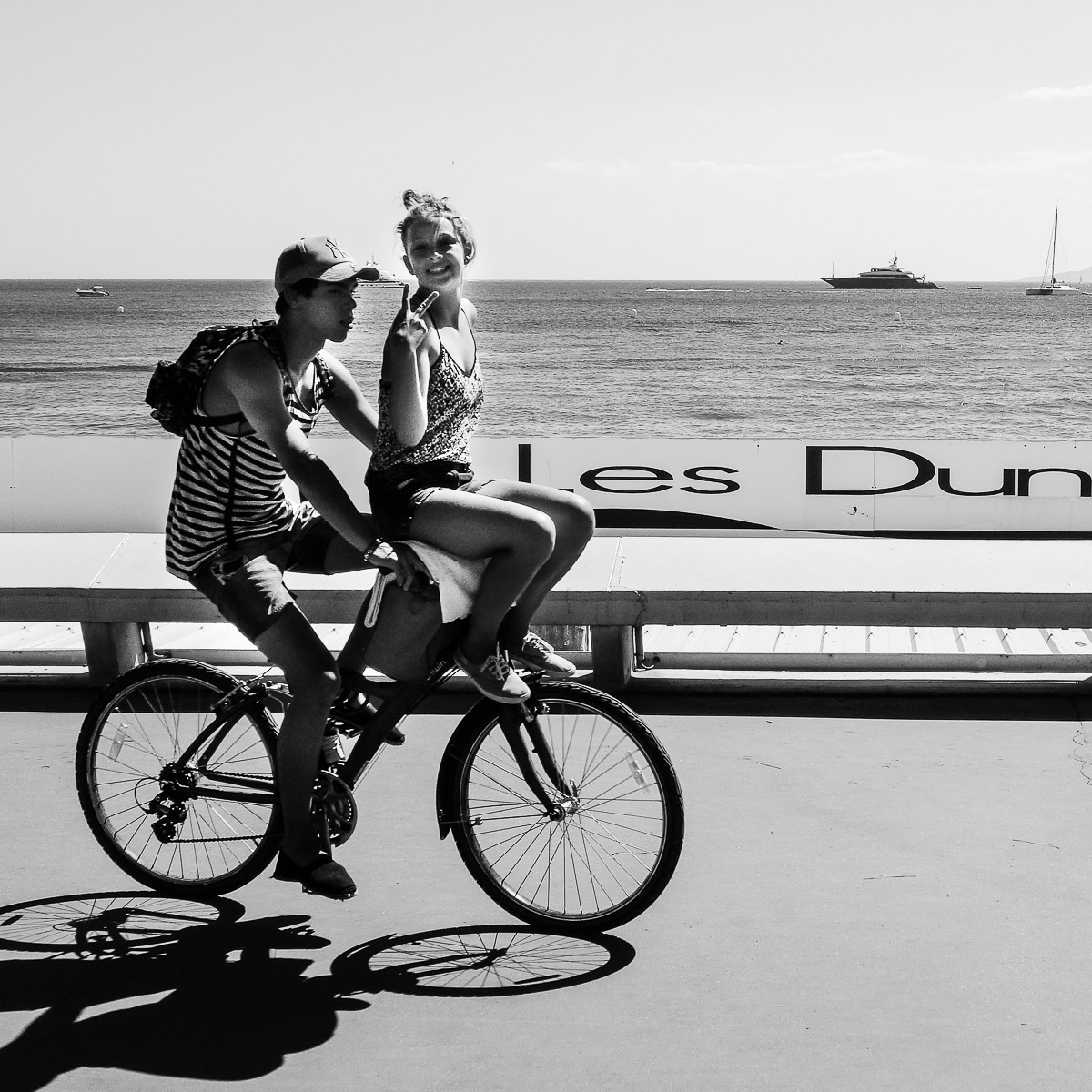 Côte d'Azur - streets of Cannes, Photo: Stephan Redel